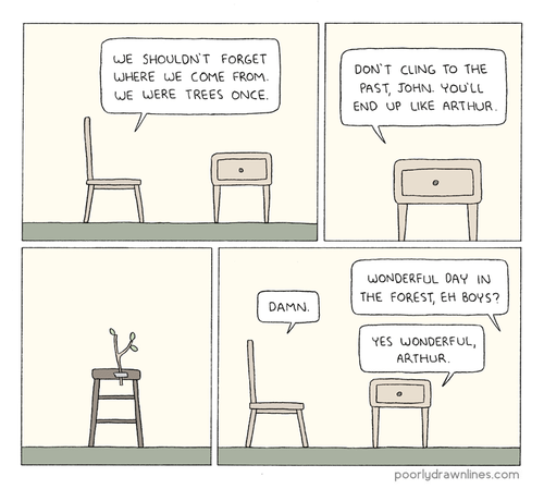 furniture chairs web comics