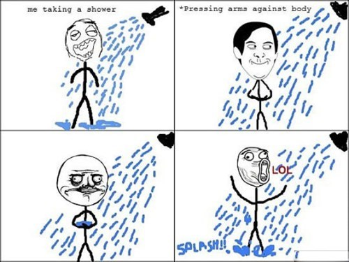 me gusta shower splash - 8259764736