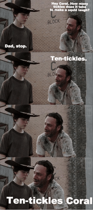 puns,The Walking Dead