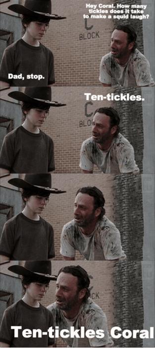 puns The Walking Dead - 8259906048