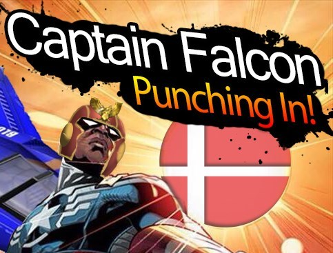 captain america falcon super smash bros - 8259944704