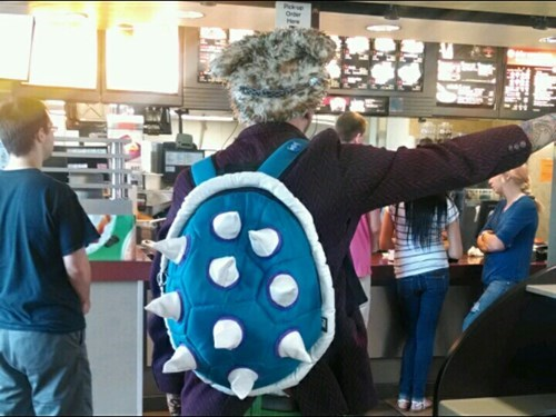 costume poorly dressed backpack g rated - 8260144384