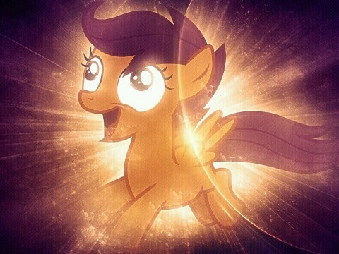 Scootaloo derp - 8261009152