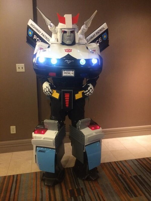 transformers cosplay - 8261272064