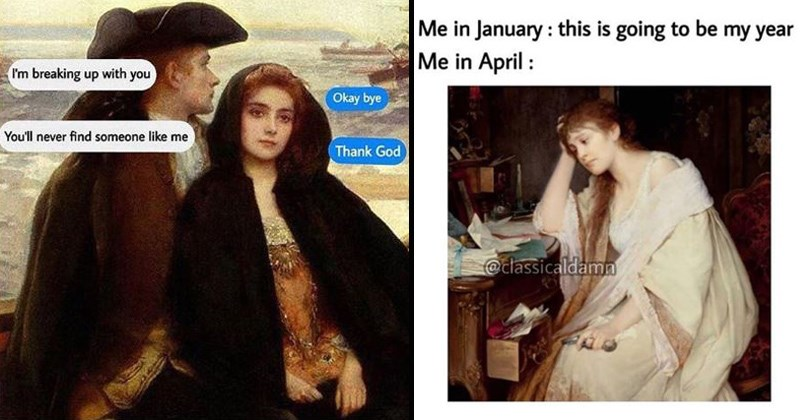 cultured wtf art history funny memes paintings painting classical art memes - 8261381