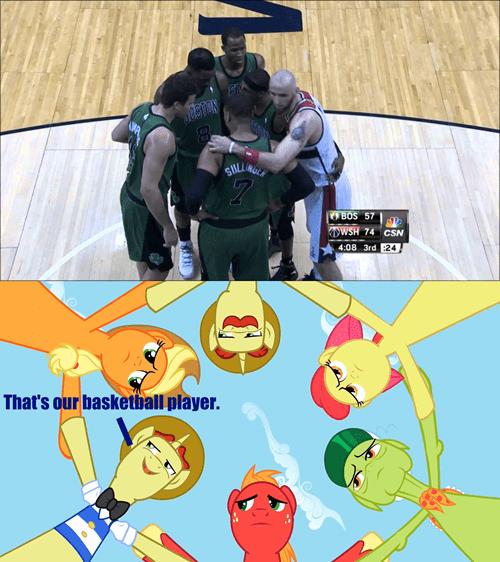 Apple Family flim flam basketball