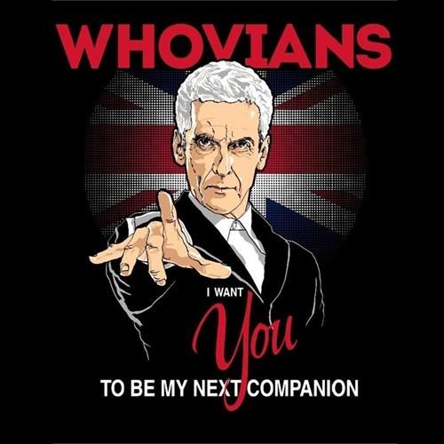 12th Doctor tshirts Peter Capaldi - 8261778688