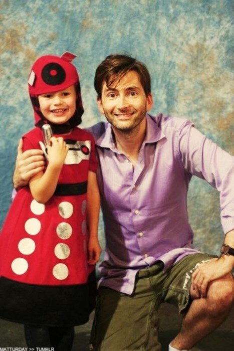 cosplay daleks David Tennant - 8261781504