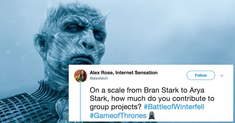 roasting game of thrones characters