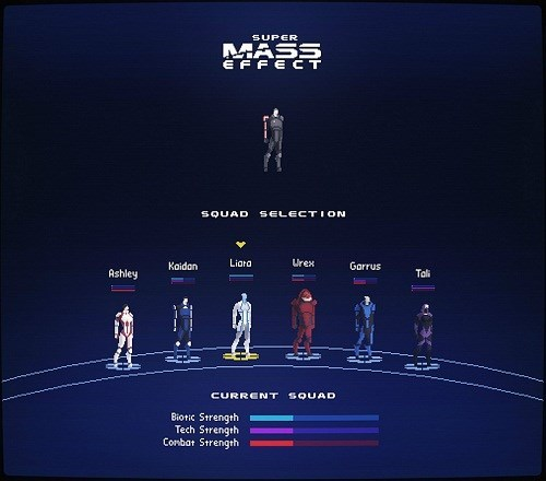 mass effect,snes