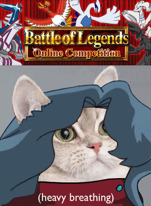 heavy breathing battle of legends - 8262163968