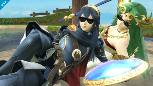Deal With It super smash bros - 8262304768