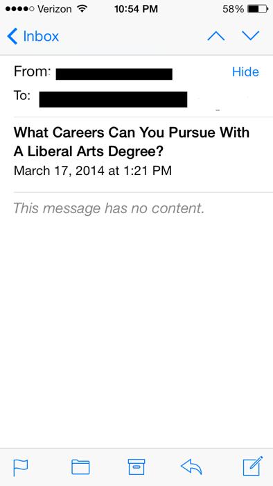 liberal arts,college