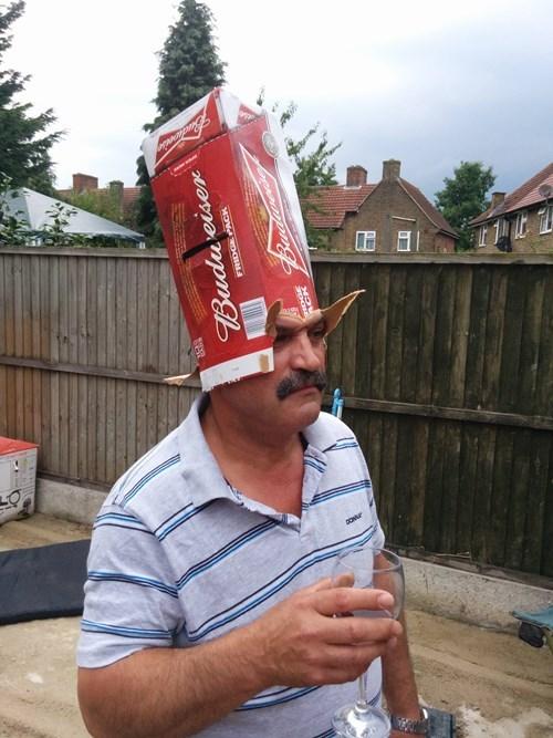 beer drunk hat funny wine after 12 - 8262669824