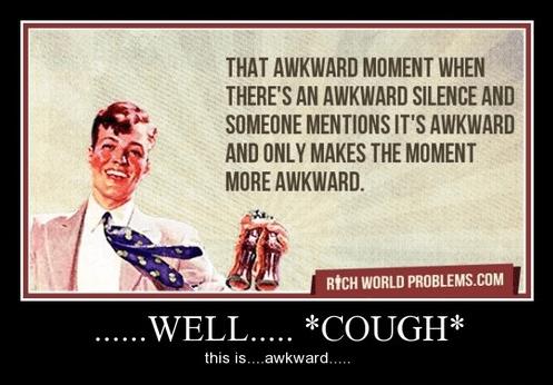 Awkward conversation funny - 8262781696