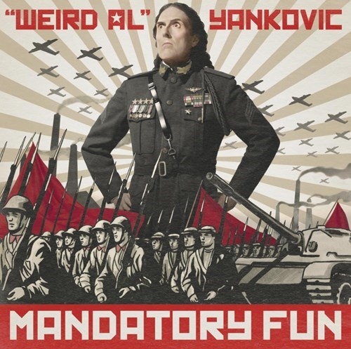 music video Video weird al - 8262804992