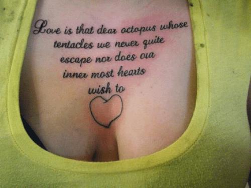 quotes tattoos - 8262974720