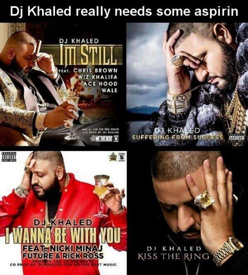 celeb,dj khaled,headache,funny
