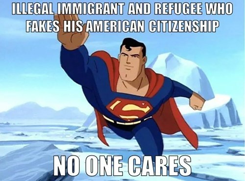 immigration superman - 8263063552