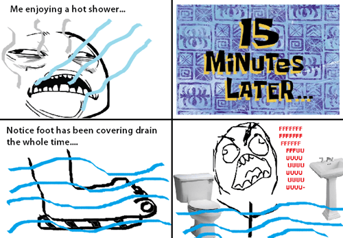 shower,sweet jesus,rage