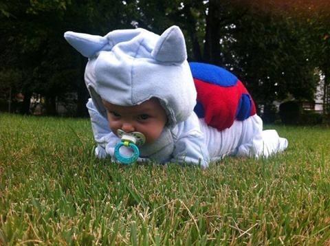 baby cosplay catbug - 8263092736