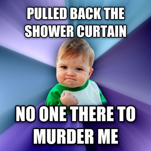 success kid,showers