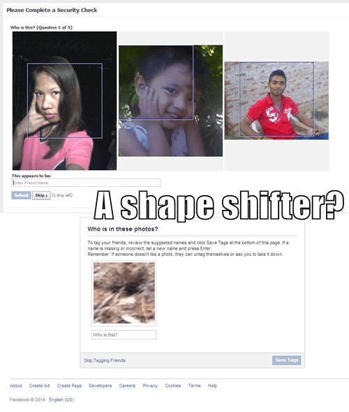A shape shifter?