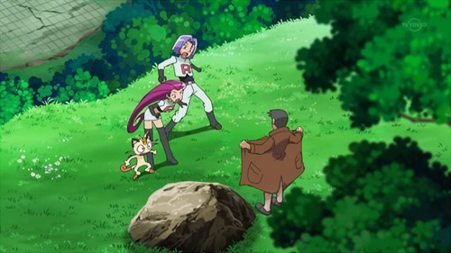 anime,looker,Team Rocket