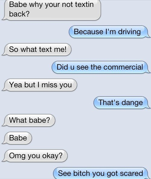 bad idea driving funny texting dating - 8263868672
