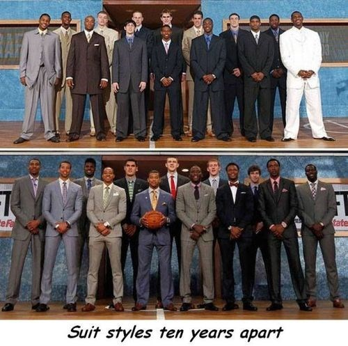 basketball,poorly dressed,suit,g rated
