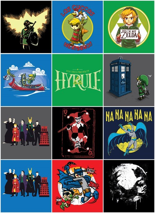 legend of zelda tshirts - 8264091392