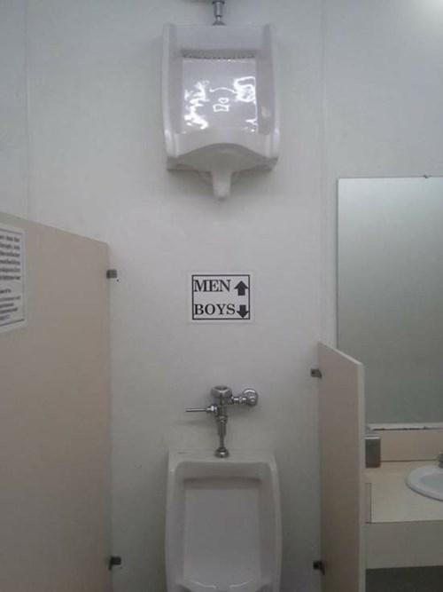 bathrooms men boys urinals - 8264197120