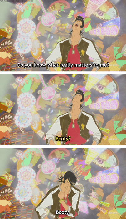 anime booty space dandy - 8264201472