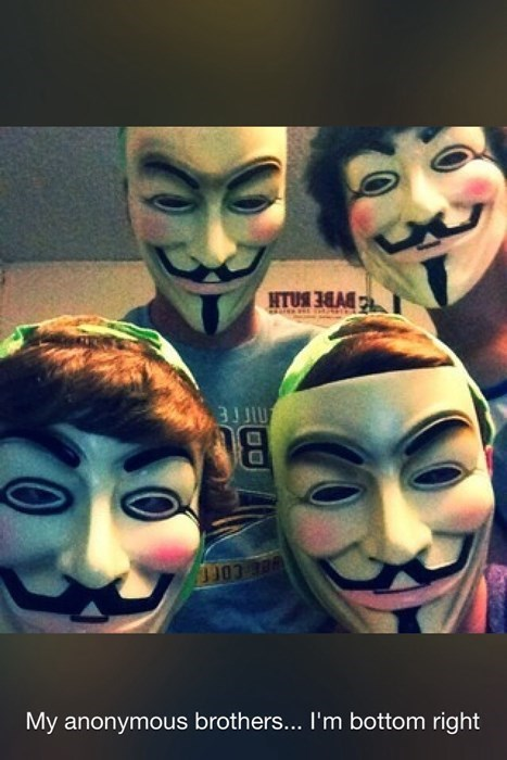 anonymous,facepalm,kids these days,edgy