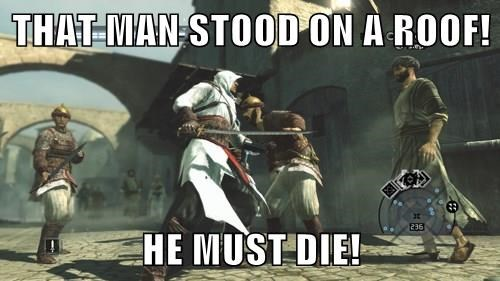 assassins creed video game logic - 8264268032