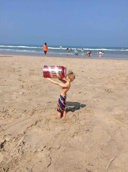 beer Ken Doll huge funny - 8265151488