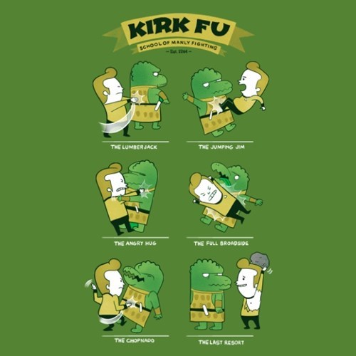 Gorn,james t kirk,tshirts