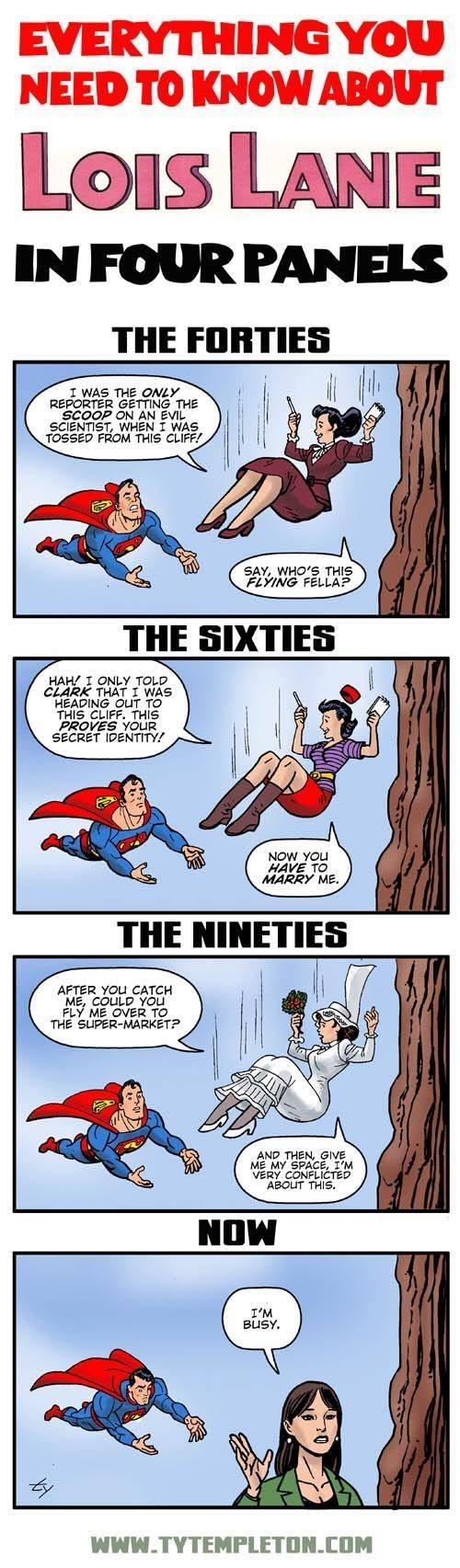 lois lane superman web comics - 8265252096