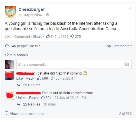 Oh, internet