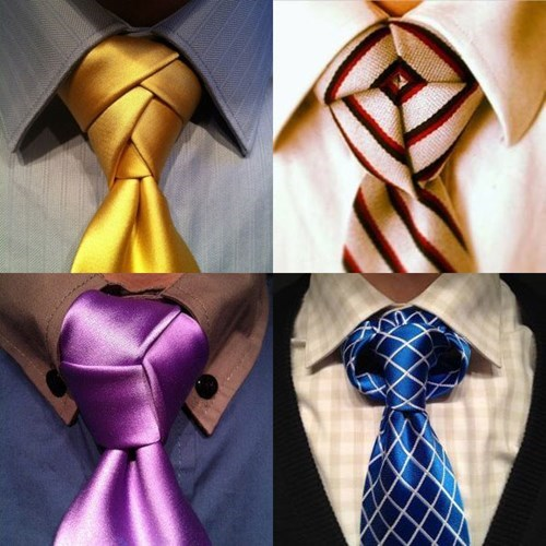 knot tie win poorly dressed - 8265266176