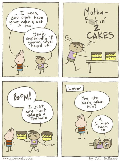 cakes sad but true web comics - 8265269504