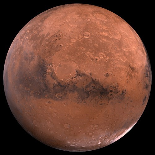 Death Mars science planet - 8265360640