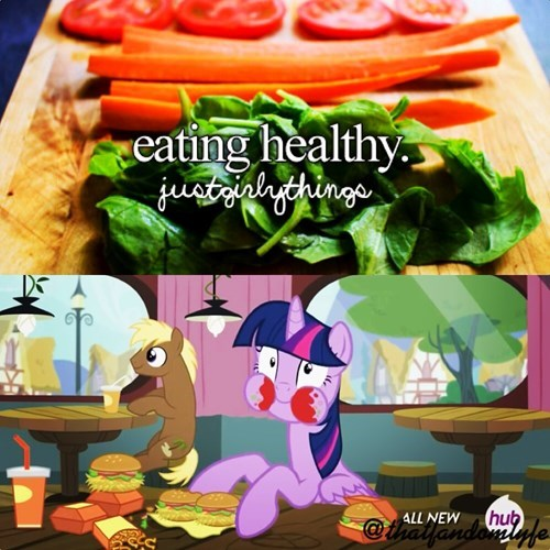 twilight sparkle justgirlythings health food - 8265616384