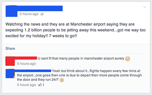 airport facepalm math