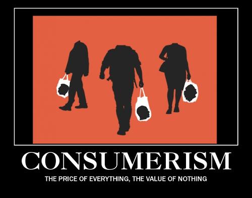 consumerism heads funny - 8266074624