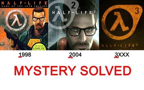 valve half life mystery - 8266076416
