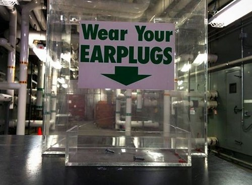 monday thru friday screw earplugs - 8266114816