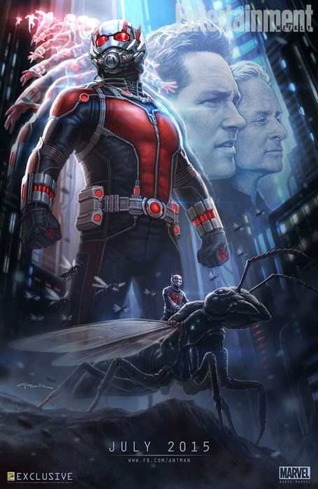 sdcc2014 poster ant man - 8266115072