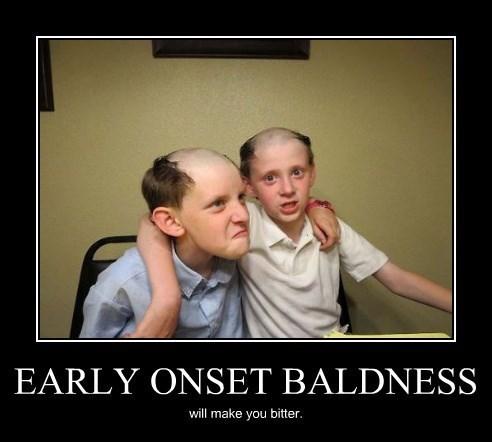kids bald angry funny - 8266229760