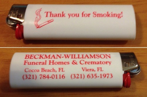 funerals lighters smoking - 8266475776